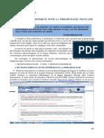 "Nikodinovski, Zvonko - Ressources électroniques pour la phraséologie française, Godišen zbornik, Filološki frakultet ""Blaže Koneski"", Skopje, kn.36, 2010, pp. 263-284."