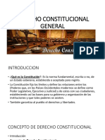 SEM1 DERECHO CONSTITUCIONAL GENERAL (1° a 3° SEMANA)
