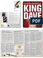 King Dave Latest