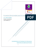 Planeacion de Mercadotecnia