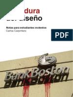Dictadura del Diseño - Carlos Carpintero