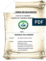 SINEFA - GESTION AMBIENTAL