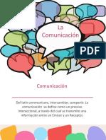 PPT 1. Comunicación