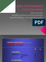 TUMORES HIPOFISIARIOS FUNCIONANTES