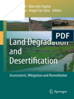 Land Degradation and Desertification Assessment, Mitigation and Remediation