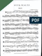 Chopin-Cassado - Valse VLC and KLV