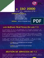 Trabajo Grupal Lab 03 Itil & Iso 20000
