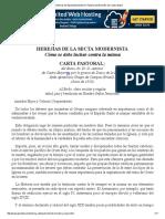 Problemas Del Apostolado Moderno_ Pastoral de Monseñor de Castro Mayer