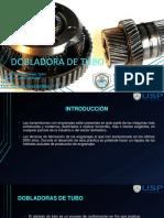 Dobladora de Tubos-proyecto de Dibujo Mecanico 2