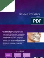 Cirugía Ortognática Final