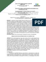 Civil Blocos de Pavimentacao Urbana Provenientes de Residuos Da Construcao Civil