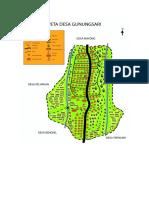 Peta Desa Gunungsari.doc