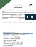 Metodologia de La Investigación Secuencia Didactica,Encuadre y Evaluación.
