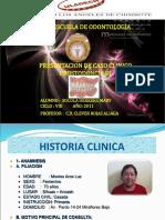 Caso Clinico Silva