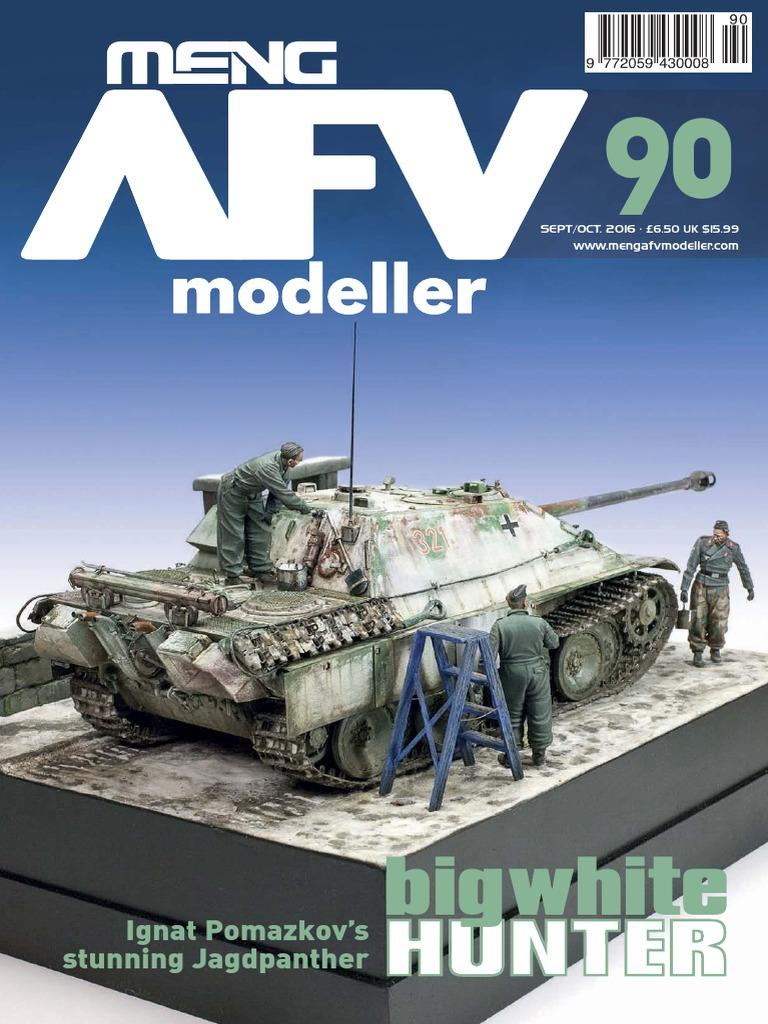 1:35 Masterclub V Panther Ausf A//G Metal Tracks for Pz MTL35001 Pour Kpfw