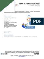 """Plan de Inducciã""""n Febrero 2015"""