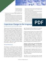 Copernican changes to the Uruguayan tax system -- Guzmán Ramírez
