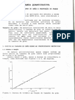 Metalografia Quantitativa Tamanho Grao Calculo