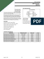 Datasheet LM111