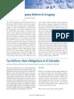 Off-shore company reform in Uruguay -- Guzmán Ramírez