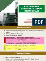 Penyusunan Corporate Grade, Penilaian Kinerja & Perhitungan Remunerasi (18 Sept 2017)
