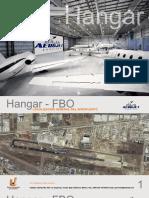 Presentacion de  Presupuesto de Hangar