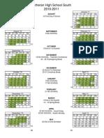 Calendar Year 2010-11