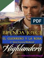 Brenda Joyce - Serie Escocia Medieval 01 - El Guerrero y La Rosa