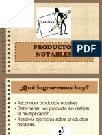 Productos Notables (1)