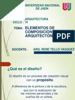Elementos de Composicion-Arquitectura