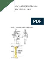 Makalah Anatomi Fisiologi Manusia