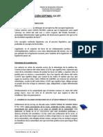 LECCIÓN VII INTRODUCCION AL DERECHO UNIVERSIDAD DE ANTOFAGASTA