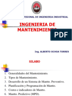 Cap.1,Generalidades Mantto