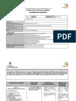 Planeacion 1er. Grado 2015-16 CLAUDIA