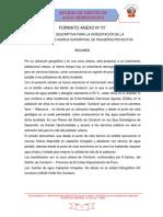 4.1- Estudio de Fuentes de Agua - Hidrologico A