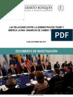 09-10-17 Las relaciones entre la administración Trump y América Latina