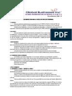 Global PEM-01 - Procedimiento Acarreo Tuberias
