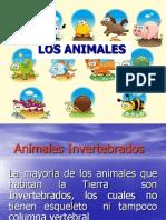 animales INVERTEBRADOS.ppt