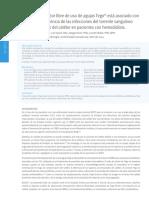 M1 1468ES Tego Davita Study Summary Rev01 Web