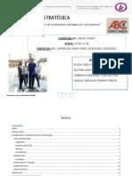 Planeación Estratégica ABC (1