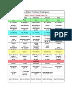 el 352 weekly agenda  1