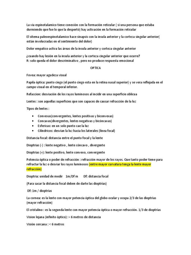 NOTAS DE FISIOLOGIA