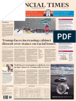 Financial Times USA 28 August 2017