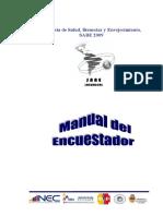 Manual Encuestador SABE-I