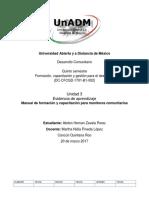 Manual de capacitacion para desarrolladores comunitarios