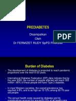 Pre Diabetes