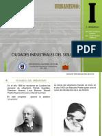 Ciudades Industriales Del Siglo Xx