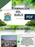 Contam i Nacion Del Suelo
