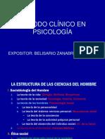 5.- Método Clínico en Psicologia