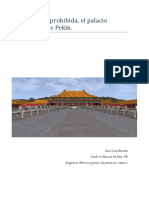 La Ciudad Prohibida China